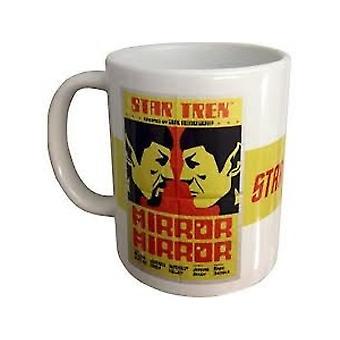 Star Trek Mirror Mirror Mug