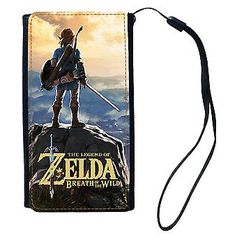 Zelda Breath of the Wild Universal Wallet Bag