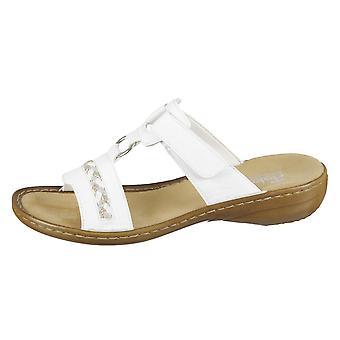 Rieker 6088880 universelle sommer kvinner sko