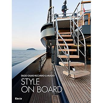 Italian Style on Board - San Lorenzo Yachts Interior Design by Decio G