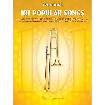 101 Popular Songs: For Trombone