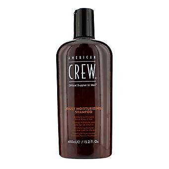 American Crew Men Daily Moisturizing Shampoo (For All Types of Hair) 450ml/15.2oz