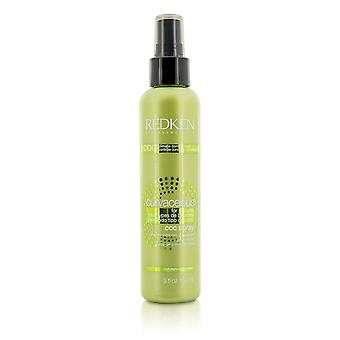 Curvaceous ccc spray climate control caring spray gel (for all curls) 150ml/5oz
