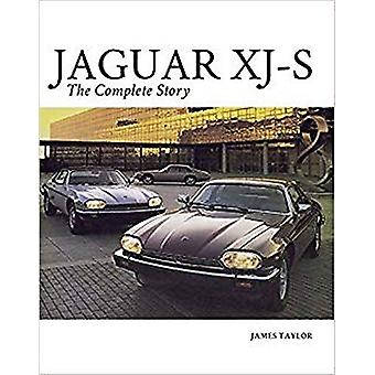 Jaguar XJ-S - The Complete Story by James Taylor - 9781785005831 Book