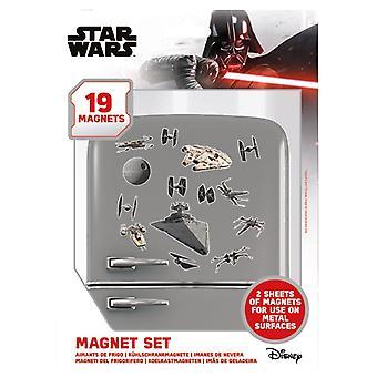 Star Wars Death Star Bitva Magnety
