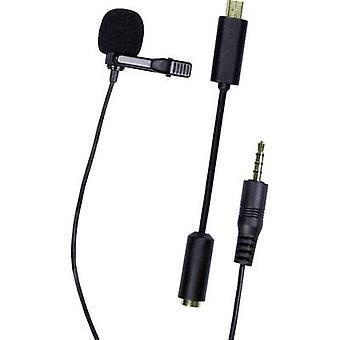 Dörr Foto Laveliermikrofon GP-20 für GoPro® Klipkonuşma mikrofonu