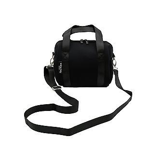 WILLOW BAY AU VOGUE Mini Neoprene Day Bag - ZWART