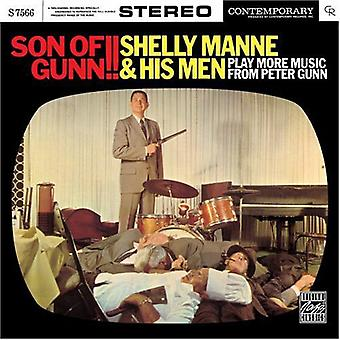 Shelly Manne - Play More Music From [CD] USA import