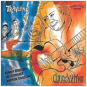 Chuck Wayne - Traveling [CD] USA import
