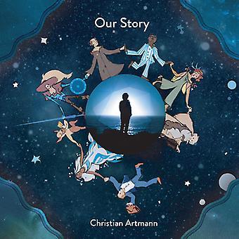 Christian Artmann - Our Story [CD] USA import