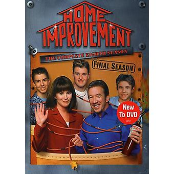 Home Improvement: Die komplette achte Staffel [4 DVDs] [DVD] USA Import