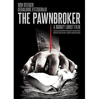 Pawnbroker [DVD] USA import