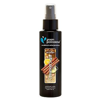 Groom Professional Cinnamon Sugar Pet Cologne - Long Lasting Scent