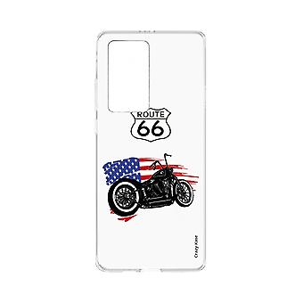 Hull For Huawei P40 Pro Soft Harley Moto