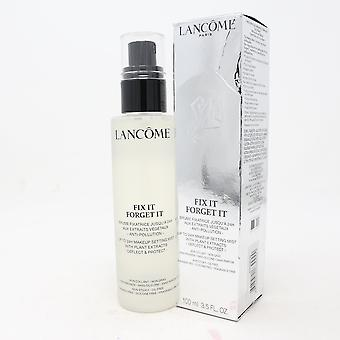 Lancome Fix It Forget It Setting Spray 3.5oz/100ml Nowy z pudełkiem