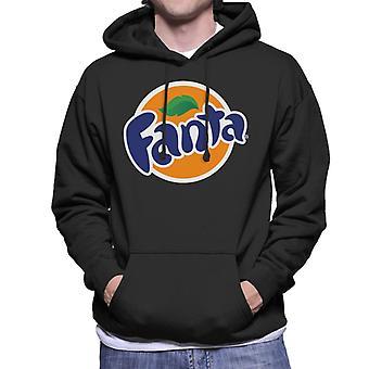 Fanta Circle logo mäns Huvtröja