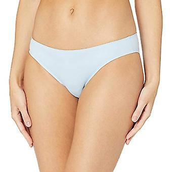 Essentials Dames's 4-Pack Seamless Bonded Stretch Thong Panty, Neutral Mix, XXL