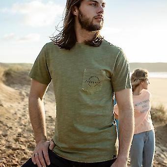 Het bos T-shirt van de passagier