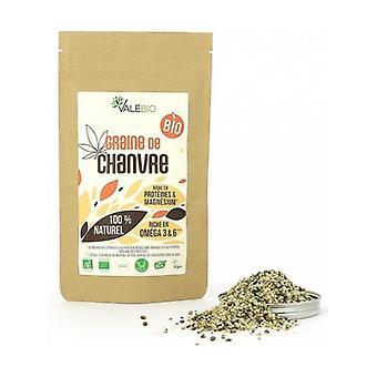 Organic hulled hemp seed 200 g