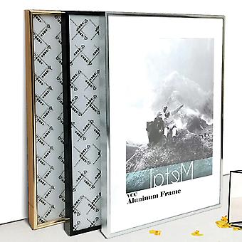 Metal Picture Frame For Wall Poster & Pictures - Classic Aluminium Photo Frames