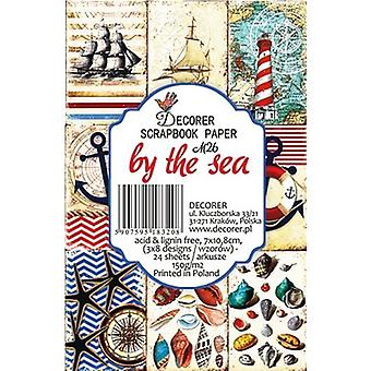 Decorer By the Sea Paper Pack (7x10.8cm) (M26)