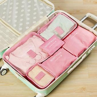 Waterproof Portable Storage Case, Organizer Bag For Clothes - Luggage Suitcase
