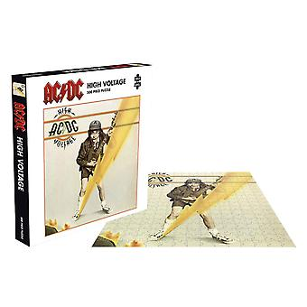 AC / DC Puzzel High Voltage Album Cover nieuwe officiële 500 Stuk