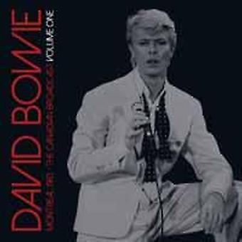 David bowie - montreal 1983 vol.1 - double 12