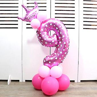 Digital Balloon For's - Inflatable Decoration Party
