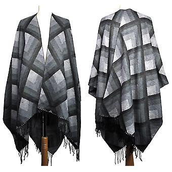 Women's Fashion Shawl Wrap Formal or Casual