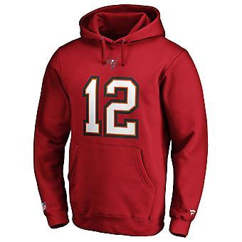 Tampa Bay Buccaneers NFL Hoody #12 Tom Brady