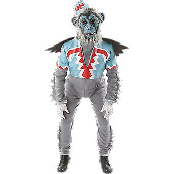 Mens Flying Monkey The Wizard of Oz Film World Book Day Fancy Dress Costume