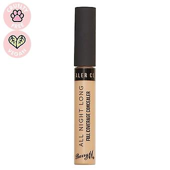 Barry M All Night Long Concealer - Waffle