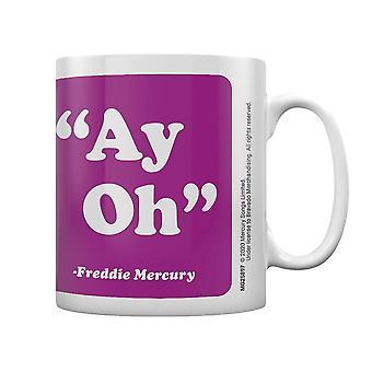 Freddie Mercury, Krus - Ay Oh