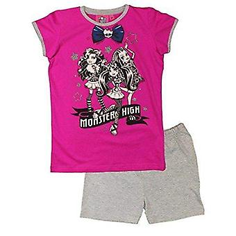 Monster high girls pyjama set