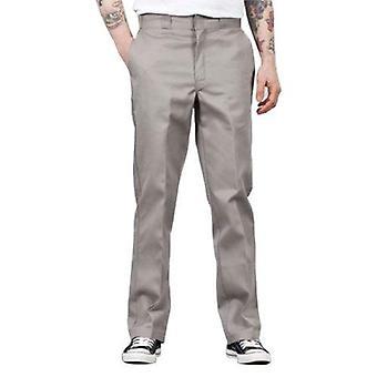 Pantalon de travail dickies original 874 - argent