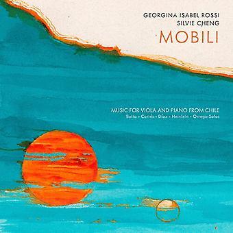 Mobili [CD] USA import
