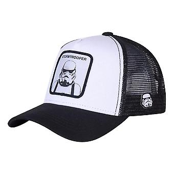 Capslab Star Wars Strom Trooper Cap - White