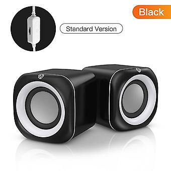 A1 Deep Bass Sound -usb Mini Altoparlanti audio per laptop /notebook /desktop /pc