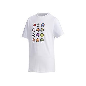 Adidas JR Pokémon FM0667 universal summer boy t-shirt