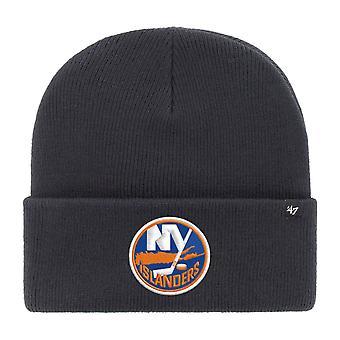 47 Merkki Beanie Talvihattu - HAYMAKER New York Islanders