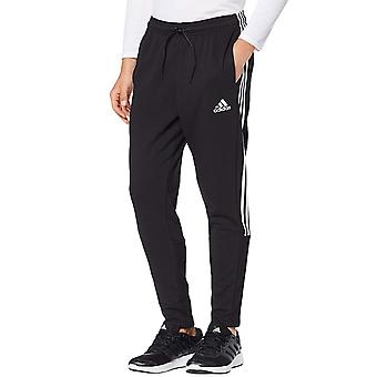 adidas Performance Mens Must Haves 3-Stripes Tiro Joggers Sweatpant - Black