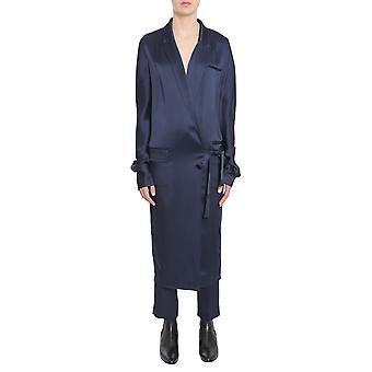Haider Ackermann 1742204138059 Women's Blue Acetate Dress