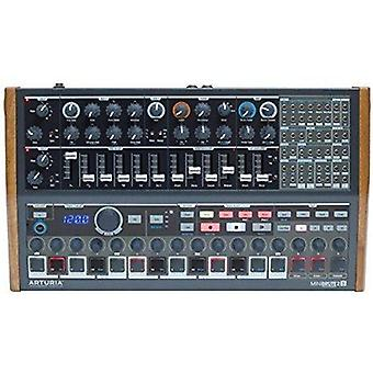 Arturia minibrute 2s | midi usb desktop analog synthesizer/step sequencer
