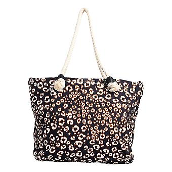 حقيبة حمل حبل مطبوعة فائقة المدى - طباعة الفهد
