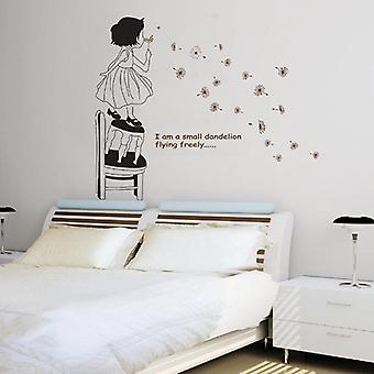Cartoon Wall Stickers For House/kid's Rooms