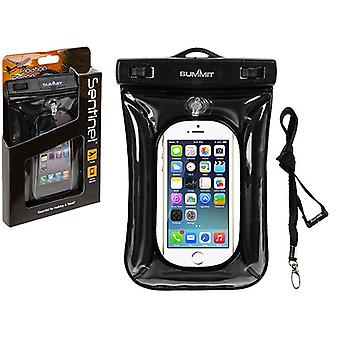 Summit Waterproof Floating Mobile Phone Case Passport Money Holiday With Lanyard