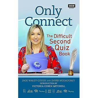 Connectez seulement le deuxième livre de quiz difficile