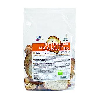 Kamut rusks without brewer's yeast 200 g