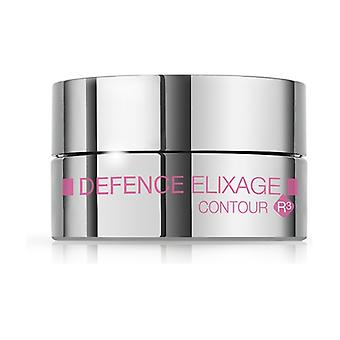 Defense Elixage Contour R3 Anti-aging Eye Lip Balm 15 ml of cream
